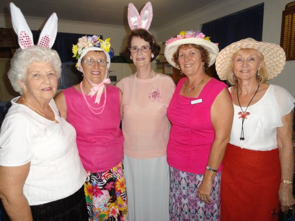 Easter Bonnet Parade 2014